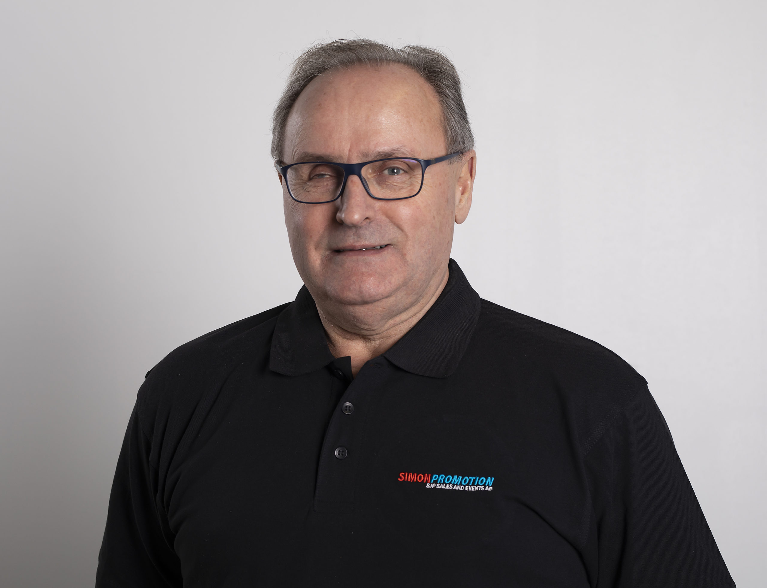 Simon Promotion, december 2020, Foto: Micke Fransson